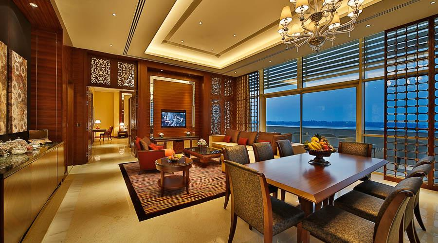 al raha suite living room